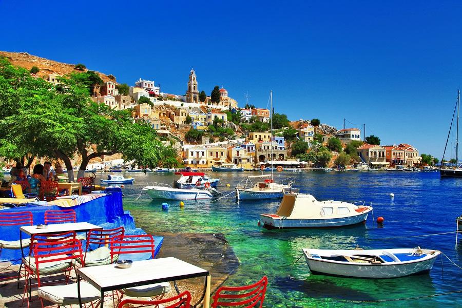 Прекрасная и солнечная Греция
